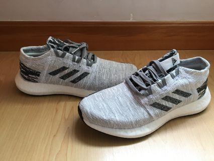 Adidas x Undefeated Pureboost 鞋
