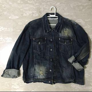 Armani Exchange men's  Denim Jacket