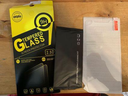 INSTOCK 9H IPhone XS MAX Tempered Glass Screen Protector