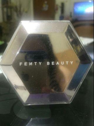 fenty beauty diamond bomb how many carats