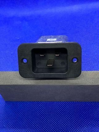 SCHURTER 20 AMP LINE FILTER SOCKET