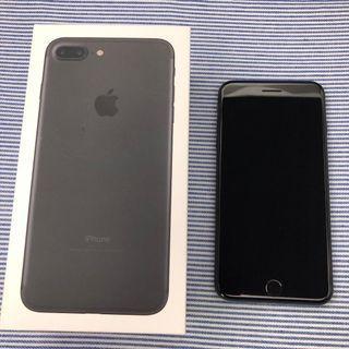 256GB iPhone 7 Plus Matte Black