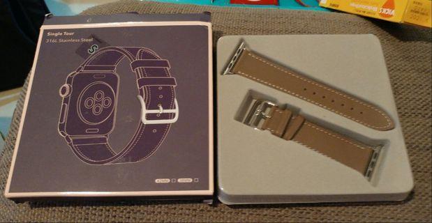 Apple watch 42mm 錶帶