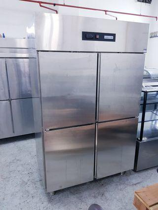 4 X D upright chiller / 4XD upright freezer