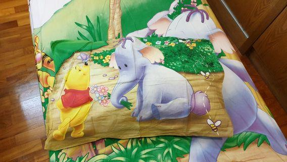 Single fitted bedsheet(Disney)