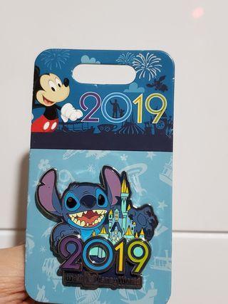 Disney Parks  Pin Lot 2019 WDW Stitch 迪士尼徽章