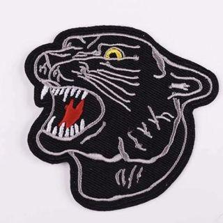 🚚 Iron On Patch Panther