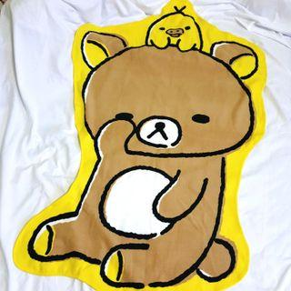 Rilakkuma Authentic Japan Blanket Towel 120cm