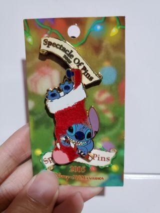Stitch  Pins 2005 LE 史迪仔徽章