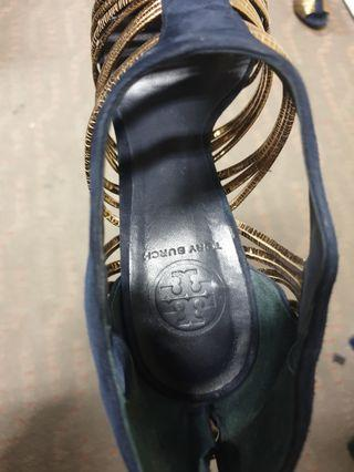 FURTHER REDUCED, FREE NORMAL MAIL Tory Burch Heels Size US10M (EUR41)