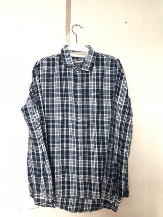 Wood Square Shirt