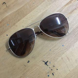 復古男裝太陽眼鏡
