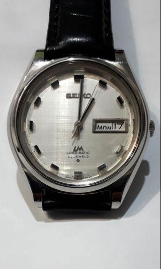 SEIKO LM LORD MATIC Automatic Watch