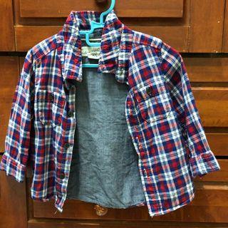 H&M shirt 4-6mons