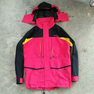 Jaket waterproof jaket outdoor jaket second jaket murah