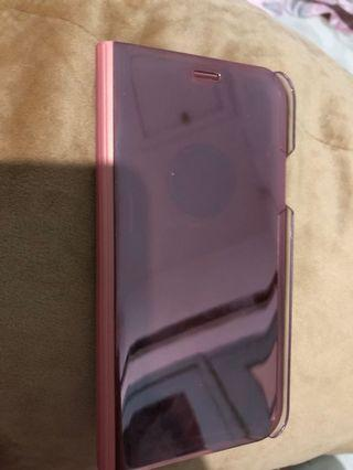 Case iphone XS rose gold