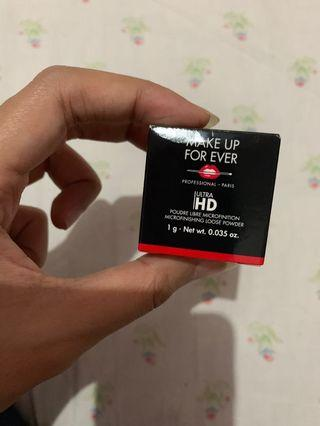 Make Up For Ever Loose Powder 1gr (travel size)