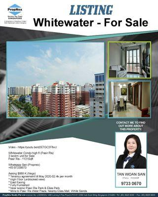 WHITEWATER (3 Bedrooms with TA)