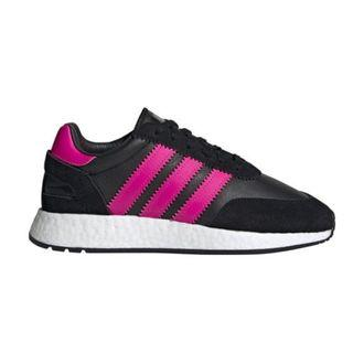 *正價5折*adidas Originals 黑拼桃紅 I-5923 女裝運動鞋 原價$1,099