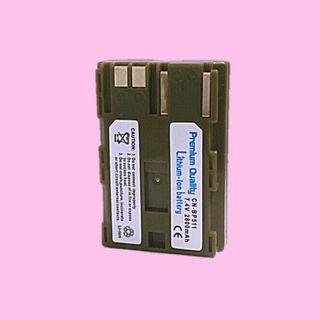 BP-511 / BP-511A Battery For Canon DSLR EOS 50D, EOS 40D, EOS 30D, EOS 20D, EOS 10D