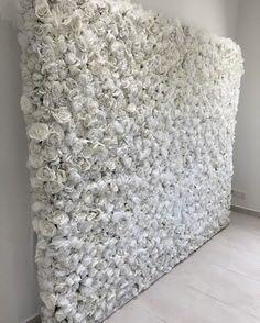 Floral Flower Rose Backdrop Rental