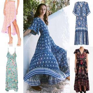 5x Spell & the Gypsy - Oracle, Zahara, Sayulita, Hotel Paradiso, Jewel