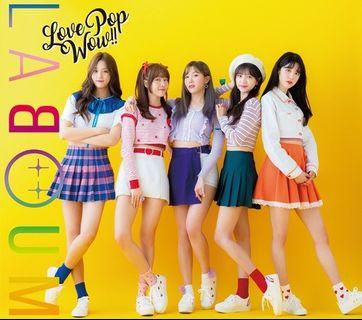 [JAPAN] LABOUM - Love Pop Wow