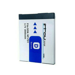 N-Series Battery for Sony Digital Cameras