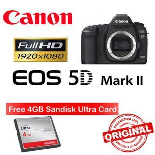 Canon 5D MKII \\ Canon 5D Mark 2 in good condition to let go. SC: 151k
