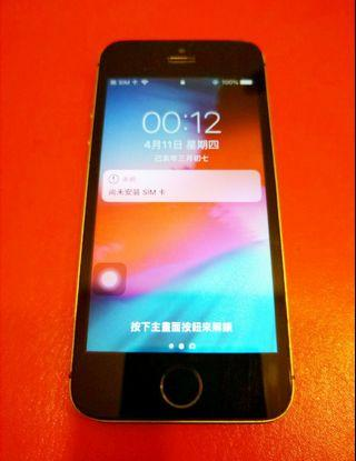 🚚 Iphone 5s  16g 正常使用中in normal use