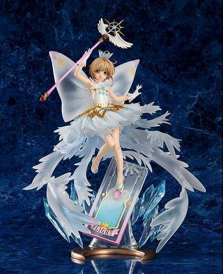 預訂日版 goodsmile cardcaptor sakura clear card hello brand new world 百變小櫻 透明卡篇