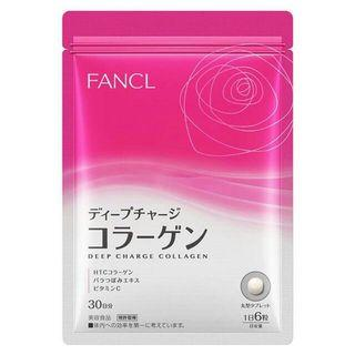 Fancl Deep Charge Collagen 180 Tablet