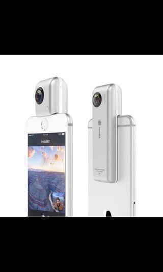 Insta360 Nano 360 Camera for Iphone