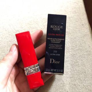 🚚 Dior超惹火唇膏777 全新正品😆