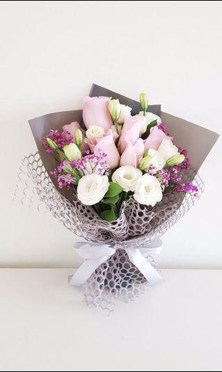 🌟Premium Pink Rose Bouquet