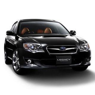 Saloon Rental Subaru Legacy 4X4