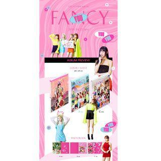 [PREORDER] 트와이스 (TWICE) - FANCY YOU (7TH 미니앨범)