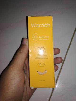 Wardah C-Defense DD Cream SPF 30 20ml