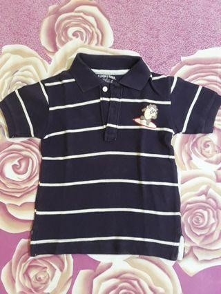 Polo Shirt Looney Tunes