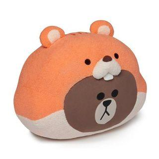 🚚 🎀New🎀LINE friend Brown soft toy