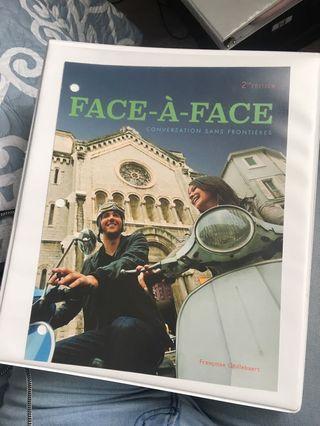 FRE501 FRE601 Face à Face