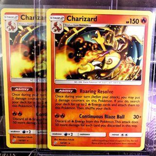 Charizard - 14/181 - Rare