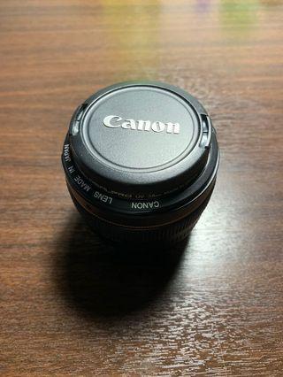 🚚 Canon 50f/1.4 USM
