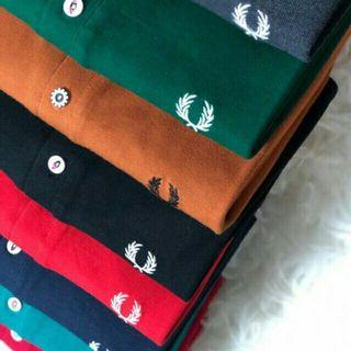 Fred Perry's (Slim Fit Cut)