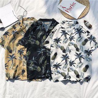 High Quality Beach Casual Shirt