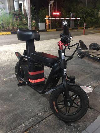 WTT/WTS Fiido 60v (No battery)