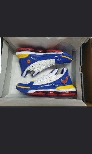 Lebron 16 Superbron Superman Nike Zoom Air Max