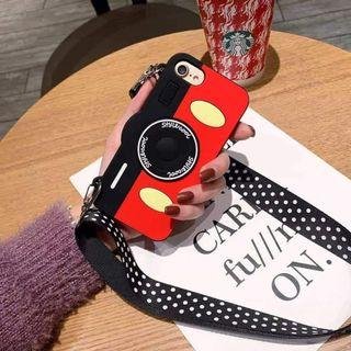 Mickey Mouse, phone mobile back case, stand holder cover,