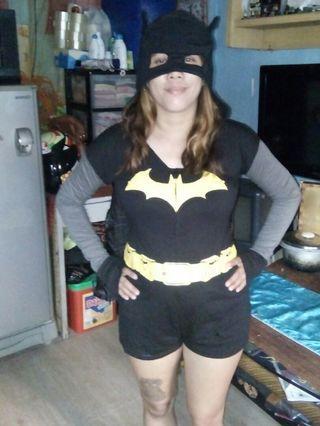Batgirl adult size ( medium )
