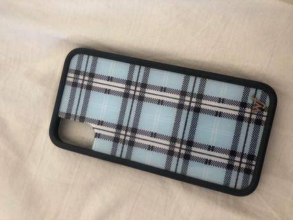 Wildflower IPhone X case